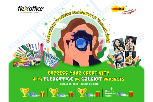 FLEXOFFICE PHILIPPINES CREATIVE PHOTOGRAPHY CONTEST 2020