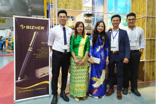 FLEXOFFICE MYANMAR PARTICIPATED THE 100TH INTERNATIONAL
